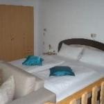 Wohn/Schlafbereich - oben